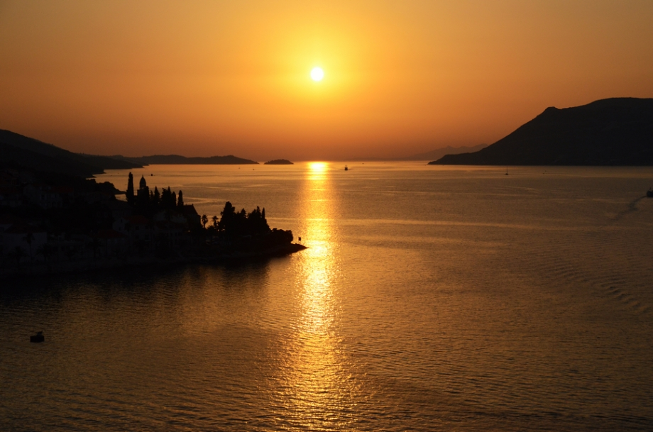 sunset.korcula001